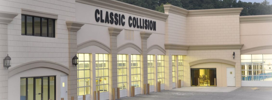 Classic Collision body shop